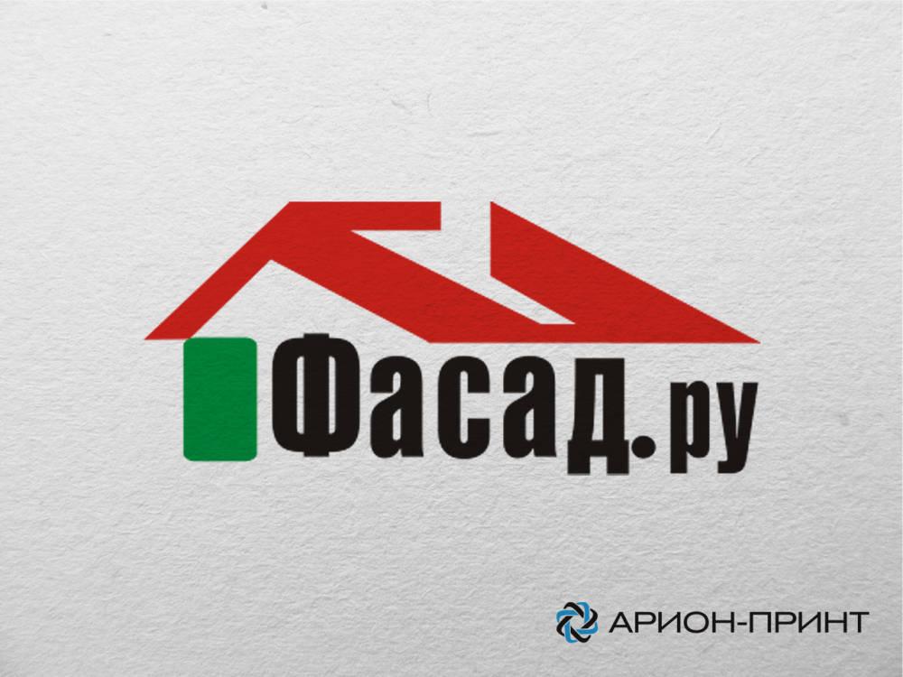 logo fasad - Разработка фирменного стиля, дизайн
