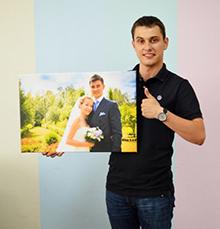 portrait13 - Фото на холсте в Новосибирске