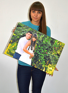 portrait2 - Фото на холсте в Новосибирске