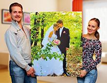 portrait9 - Фото на холсте в Новосибирске