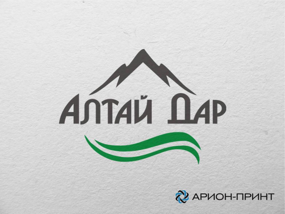 logo altay dar - Разработка фирменного стиля, дизайн